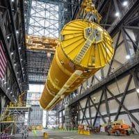 новая ракета NASA фото