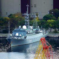 Российский военный корабль Карелия фото