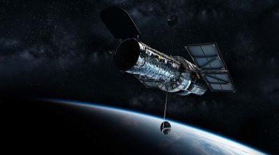 Телескоп Хаббл фото