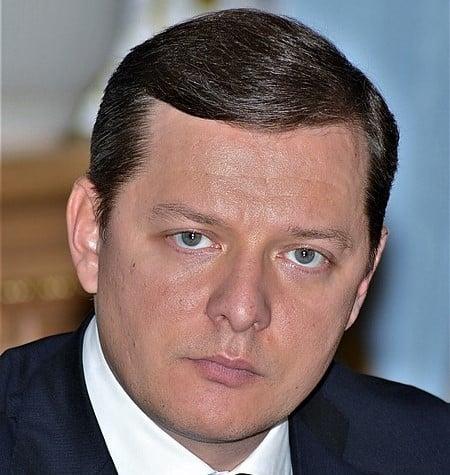 Украинский политик Олег Ляшко фото
