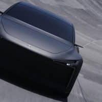 Водородный суперкар Machina Alpha фото