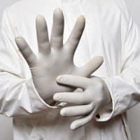 медики перчатки фото