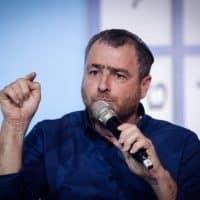 журналист Шимон Риклин фото