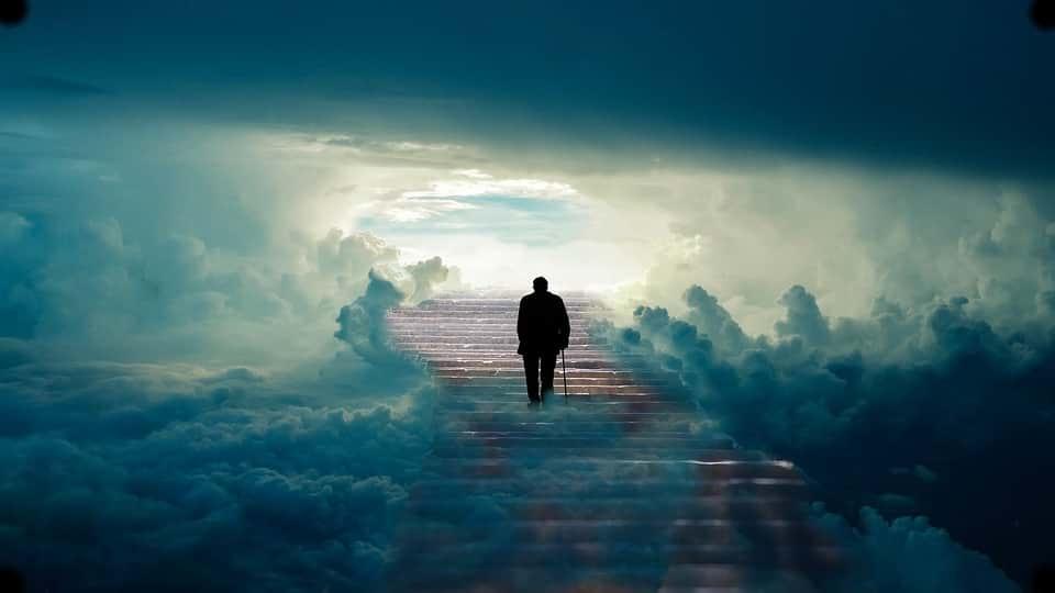 Человек смерть изображение