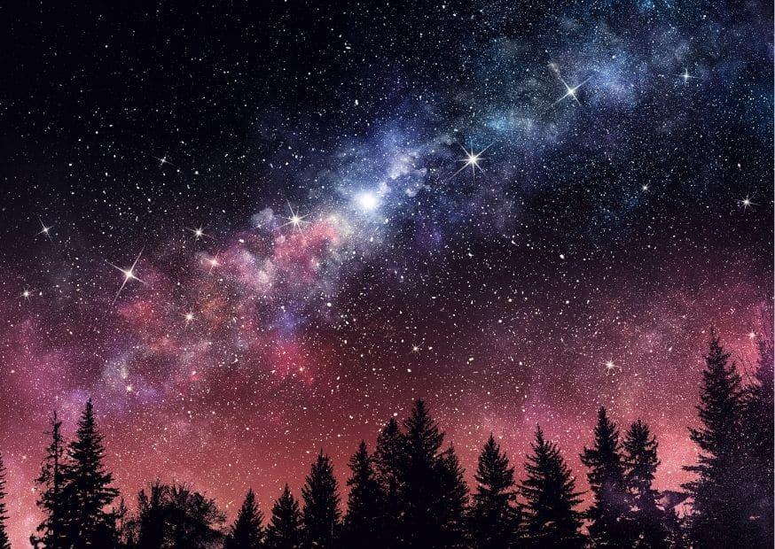 Млечный путь фото