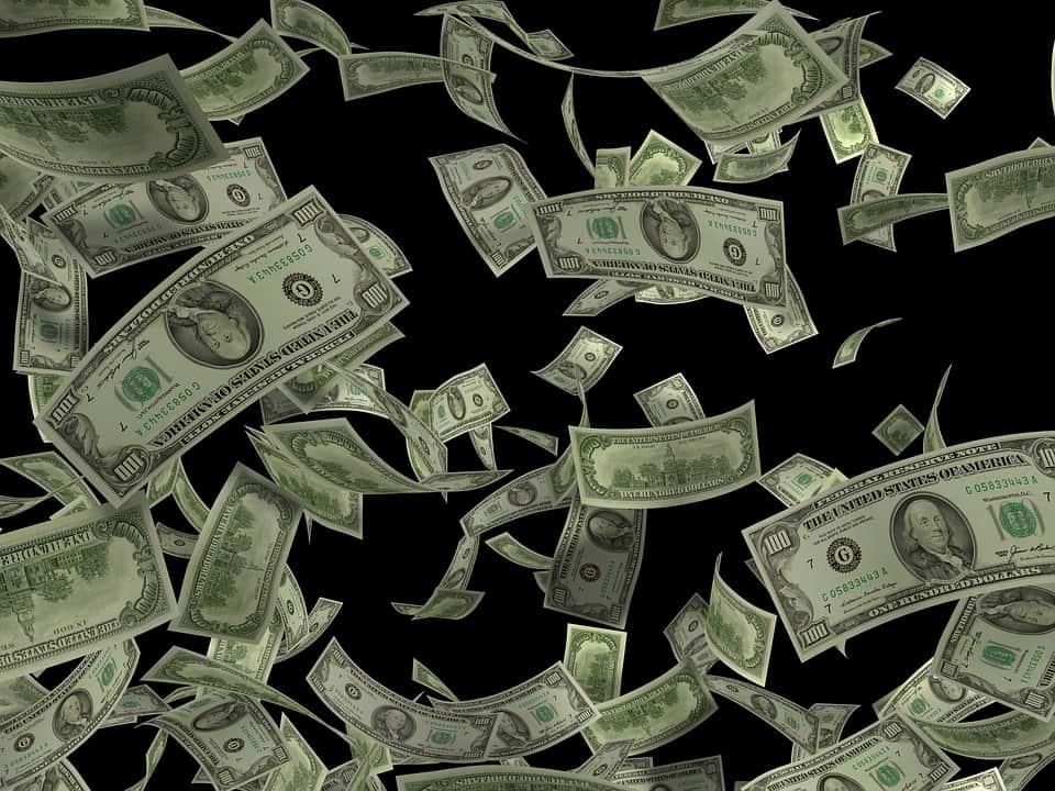 Доллары изображение