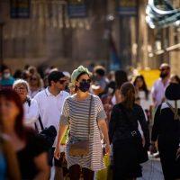 Израиль лето коронавирус фото