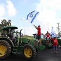 фермеры протесты фото