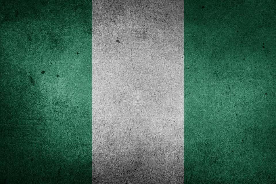 Флаг Нигерии изображение