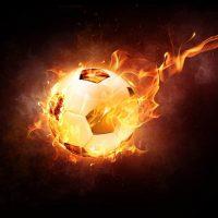 Футбольный мяч изображение