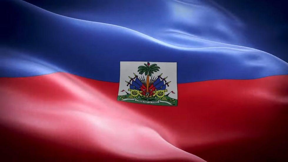 Флаг Гаити картинка