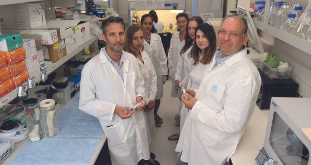 Израильские ученые фото