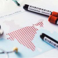 Коронавирус в Индии фото