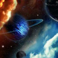 Космос изображение