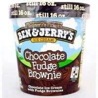 Мороженое Ben & Jerry's фото