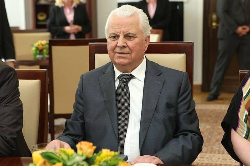 Леонид Кравчук фото