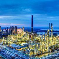 Завод Petromidia фото