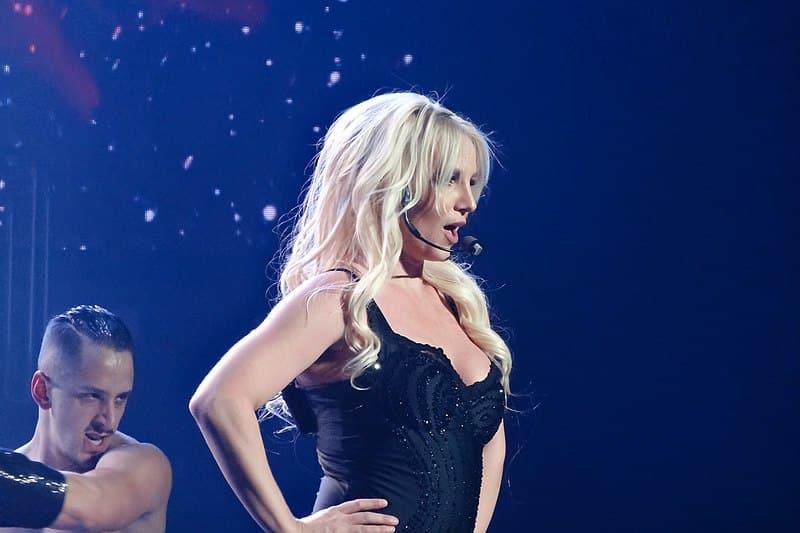 Певица Бритни Спирс фото