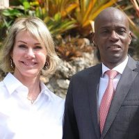 президент Гаити Жовенель Моиз фото