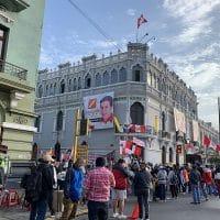 Президентские выборы в Перу фото