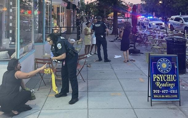 Стрельба в центре Вашингтона фото