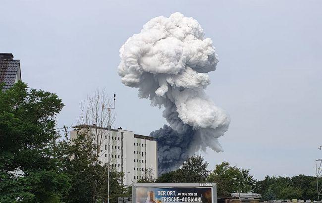 Стало известно о новых жертвах в результате взрыва на мусороперерабатывающем заводе в Германии