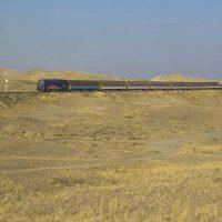 Железная дорога Ирана фото