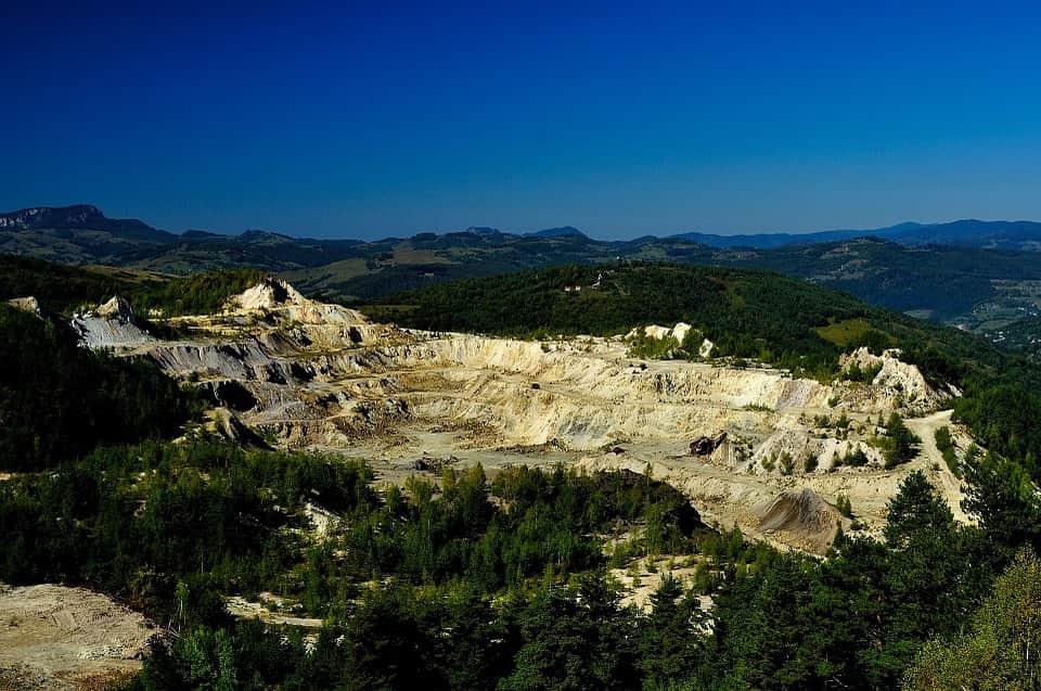 Золотой рудник фото