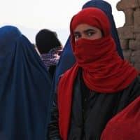 Женщины в Афганистане фото