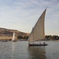 Река Нил Египет фото