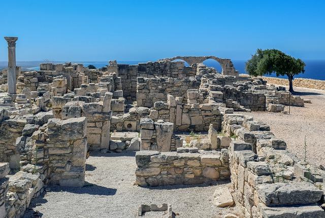 Древние руины фото