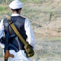 Боевик Талибана фото