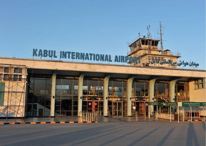 Аэропорт Кабул фото