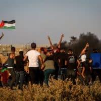 граница с Газой беспорядки фото