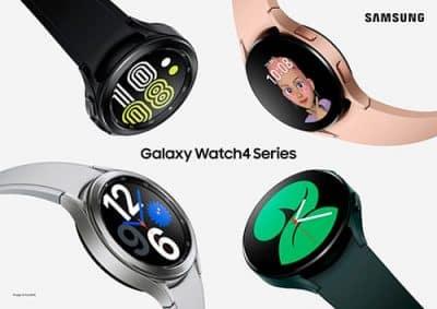 Galaxy Watch 4 фото