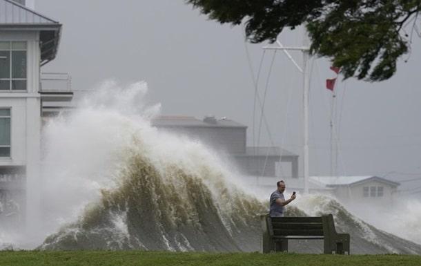 ураган Ида в США фото