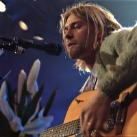 Курт Кобейн Nirvana фото