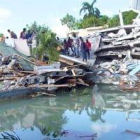 Землетрясение на Гаити фото