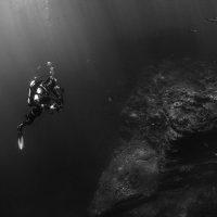 Океан водолаз фото