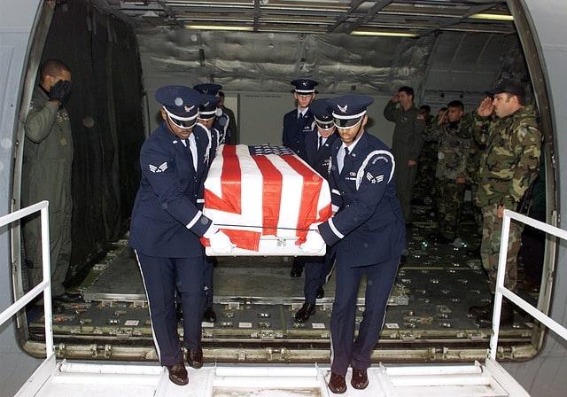 США военный фото