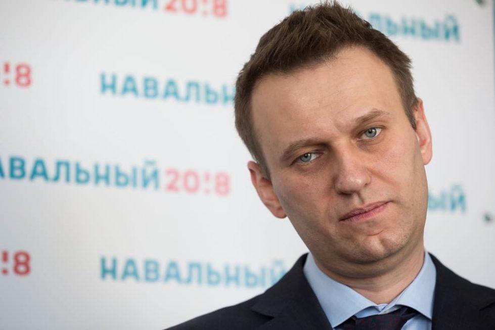 Алексей Навальный фото