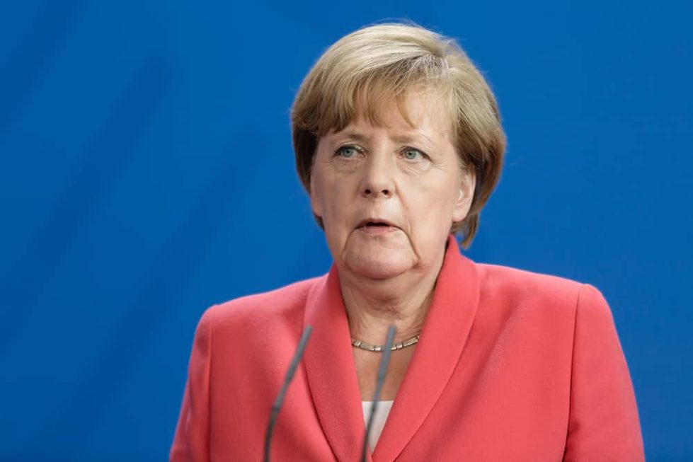 Ангела Меркель фото