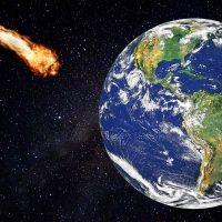 Астероид Земля изображение