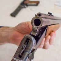 Дробовик ружье оружие фото