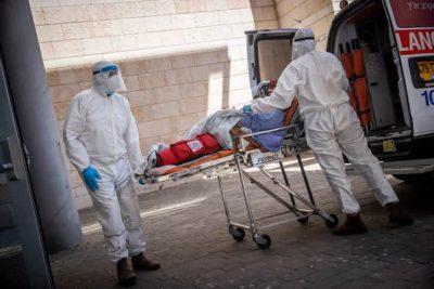 В Израиле умер мужчина после сердечного приступа из-за нехватки аппаратов ЭКМО