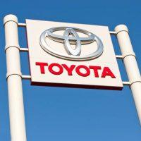 Логотип Toyota фото