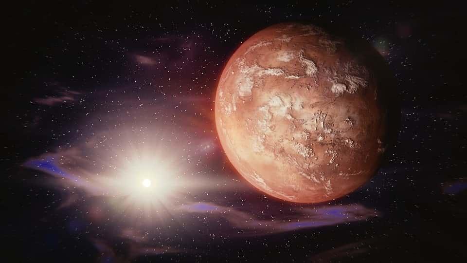 Марс фото