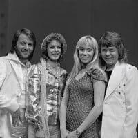 группа ABBA фото