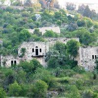 Покинутая арабская деревня Лифта фото