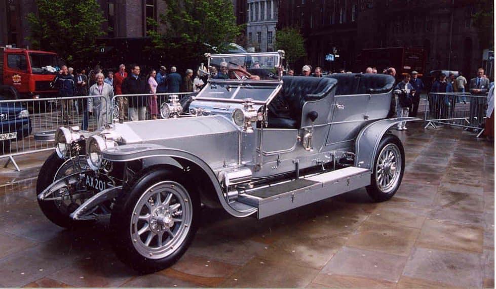 Rolls-Royce Silver Ghost фото